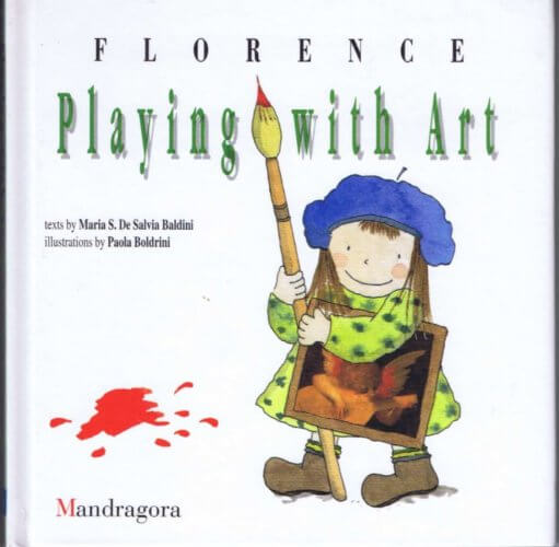 (洋書 英語)Playin with Art  FLORENCE