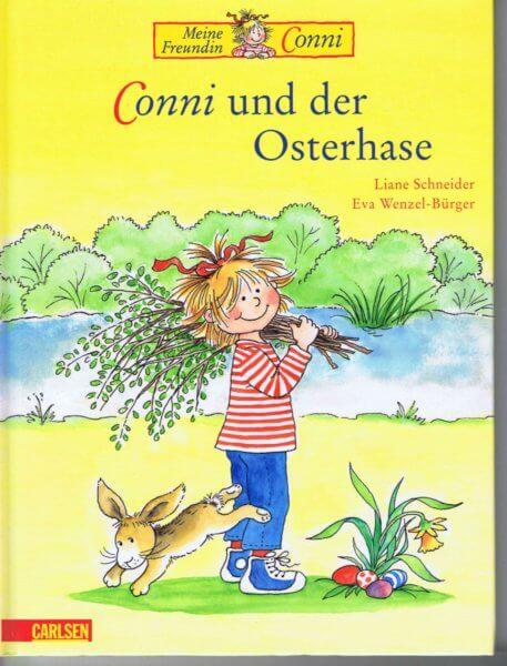 (洋書 ドイツ) Conni und der Osterhase (Meine Freundin Conni)