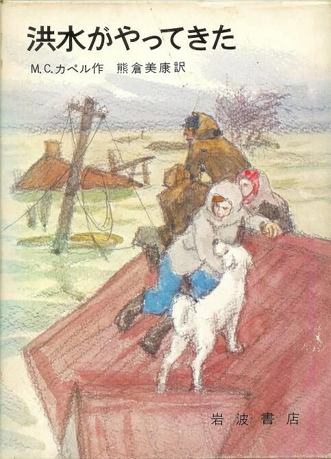 洪水がやってきた 岩波少年少女の本23