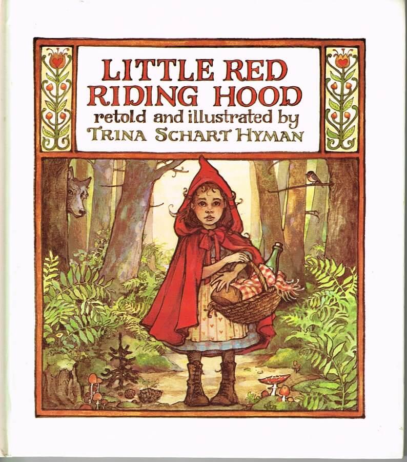 (洋書・英語) LITTLE RED RIDING HOOD (赤ずきん)
