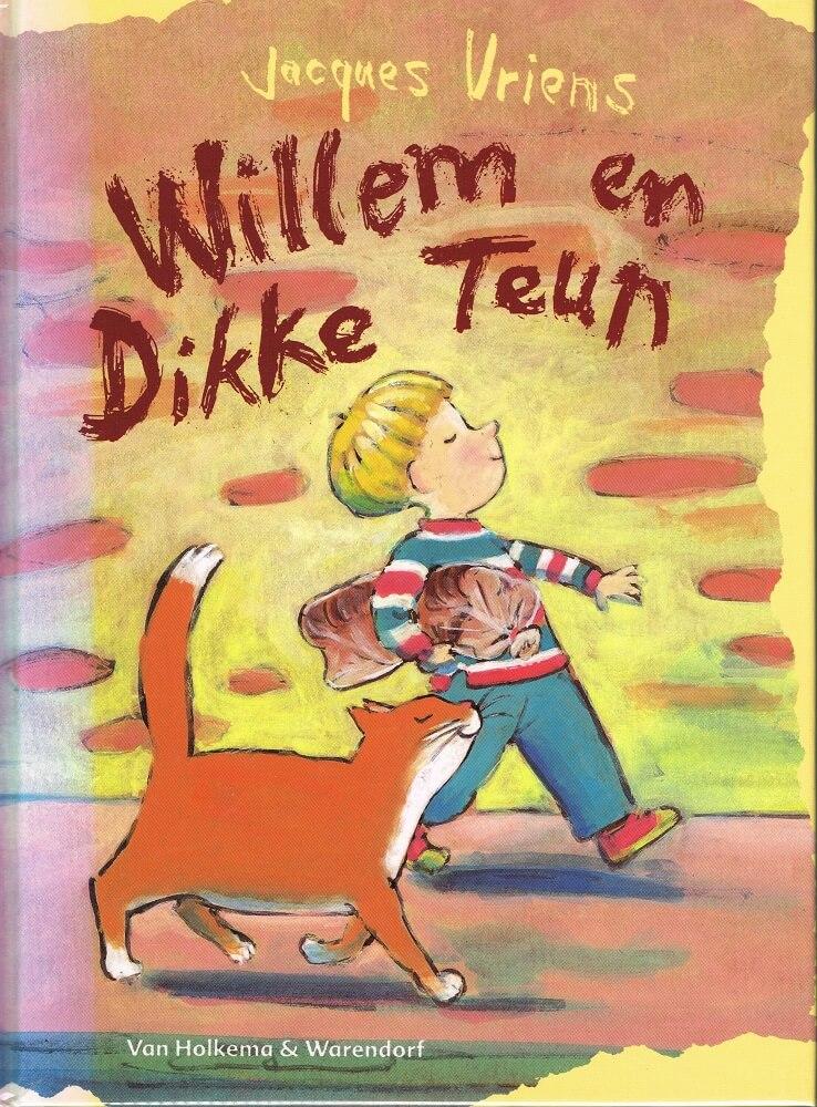 (洋書 オランダ)Willem en Dikke Teun