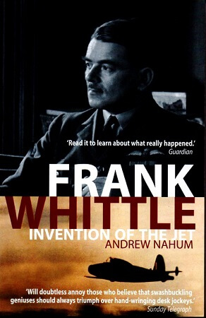 (洋書・英文) Frank Whittle Invention of the Jet