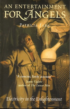 (洋書・英文) An Entertainment For Angels Electricity in the Enlightenment