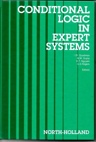 (洋書・除籍本) Conditional Logic in Expert Systems